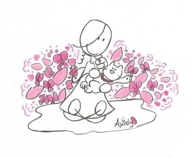 Pink Yoginou 001