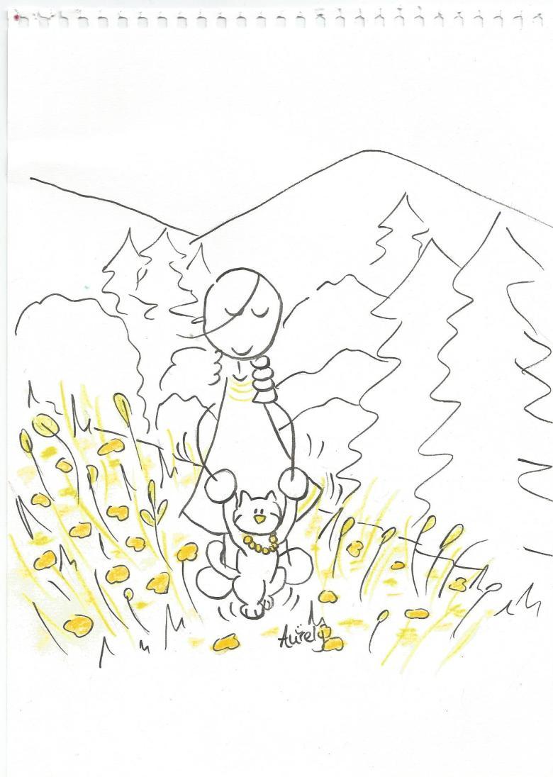 Yellow Yoginou 001
