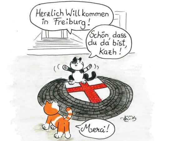 18- BAnd 2- Kazh & Myrtille - Wappen Freiburg - Willkommen- 300dpi