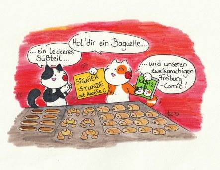 La Baguette 1